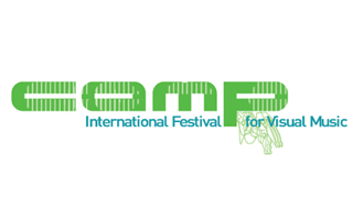 Logo CAMP International Festival for Visual Music